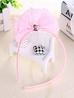 Korean Flower Girl's Disney Butterfly Fabric Headbands