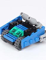 Jouets Pour les garçons / Blocks Puzzle Toy / Métal / Plastique Tous Rouge / Bleu