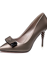 Women's Shoes  Fall Heels / Pointed Toe /  Clogs & Mules Dress Stiletto Heel Others Black / Brown / Pink / Gray