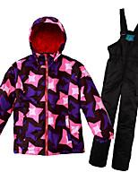 Sports Ski Wear Swimwear / Ski/Snowboard Jackets / Clothing Sets/Suits Kid's Winter Wear Classic Winter ClothingThermal / Warm /