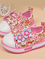 Baby Shoes Outdoor Cotton Loafers & Slip-Ons Blue / Pink