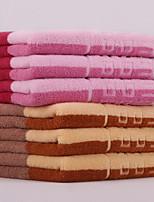 Dark Stripes Short Waffle Towel