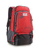 <40 L Tourenrucksäcke/Rucksack Camping & Wandern / Klettern Draußen Wasserdicht / tragbar Gelb / Rot Nylon / Oxford Other