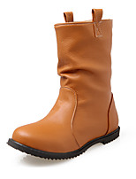 Women's Shoes Spring / Fall / Winter Riding Boots / Fashion Boots Boots Outdoor  / Casual Low Heel Others/501