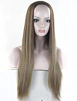 café europa y el cabello gris resistente al calor pelucas sintéticas pelucas llenas lolita perruque