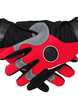 Gloves Cycling/Bike Unisex Fingerless Gloves Anti-skidding / Wearable / Moisture Permeability Summer