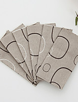 100% virgin pulp 50pcs Gray Wedding Napkins