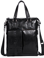 Men Cowhide Casual / Office & Career Tote