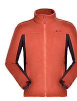 Outdoor Men's Tops Leisure Sports Comfortable / Thermal / Warm Spring / Autumn / Winter Others-Sports
