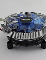 Bingfeng Lanbing Version Intel 775 1155 AMD Cpu Heatsink Multi-platform Mute LIGHT