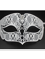 Diamond Design Laser Cut Venetian Masquerade Mask3007A1