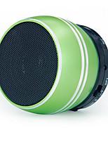 fournitures automobiles haut-parleurs sans fil bluetooth mini-caisson de basses en plein air portable de couleurs aléatoires