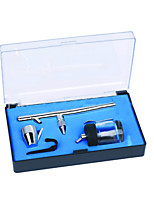 Distance 50-100Mm Pressure 15-50Psi 128P Airbrush 0.35Mm Pot Under The Double-Action Airbrush
