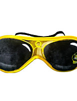dormir eyeshade dormir aviação curso uma máscara de olho de proteção óculos de sol imitação olho
