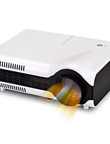 HTP® Led-2+ LCD Home Theater Projector SVGA (800x600) 2800 Lumens LED