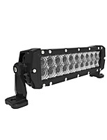 1PCS 12'' 60W CREE LED Light Bar  ATV LED Light Bar IP68 LED Light Bar