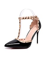 Women's Heels Spring / Summer / Fall Heels Leatherette Wedding / Outdoor / Office & Career / Party & Evening