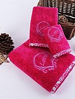 Set asciugamani da bagno- ConJacquard- DI100% cotone-64*127cm(25
