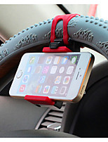 Vehicle Steering Wheel Mobile Phone Carrier Vehicle Steering Wheel Navigation Support Vehicle Mobile Phone Clip