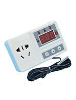 постоянная регулятор температуры (штекер в переменном-220v-1,5 ~ 2000w; Диапазон рабочих температур: -10-110 ℃; две пачки)