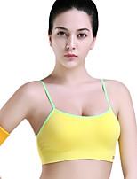 Esportivo®Ioga Roupa-Interior Respirável / Secagem Rápida / Compressão Stretchy Wear Sports Ioga / Corrida Mulheres