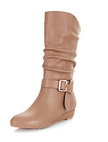 Women's Boots Fall / Winter Wedges / Heels / Platform / Riding Boots / Fashion Boots / Bootie / Comfort / Combat Boots