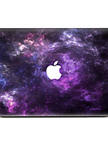 Purple Starry Sky Pattern Scratch Proof PVC Sticker For MacBook Air 11 13/Pro13 15/Pro with Retina13 15/MacBook 12