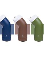 Karim nos acompaña taza de agua portátil de la taza fácilmente los deportes de plástico botella de agua de la paja 0,19