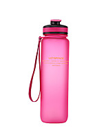 Travel Travel Bottle & Cup Travel Drink & Eat Ware Plastic Grey / Blue / Green / Red KUSHUN™