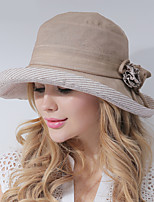 Cappello da sole Donna Casual Estate Poliestere