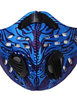 Sports Bike/Cycling Face Mask/Mask Unisex Sleeveless Dust Proof / Windproof Polyester Classic Black / Blue