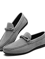 Men's Loafers & Slip-Ons Spring / Summer / Fall / Winter Flats Suede Outdoor / Office & Career / Party & Evening
