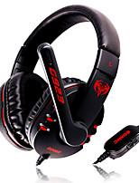 Original SOMIC G923 HiFi Stereo deep Bass Headset with Mic Esport Gaming Headphone Earphones Over Ear 3.5mm Wired