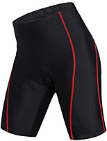 Sports Cycling Padded Shorts Men's Breathable / Wearable / Comfortable Bike Shorts Terylene ClassicExercise & Fitness / Cycling/Bike /