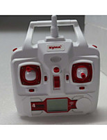 SYMA X8C SYMA Transmitter/Remote Controller / Parts Accessories RC Airplanes / RC Quadcopters White PET