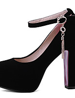 Women's Heels Spring / Summer / Fall Heels / Platform / Party & Evening / Dress / Casual Chunky HeelSparkling