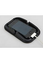 Apple Mobile Navigation Support, PU Mobile Phone Anti-Slip Mat Holder