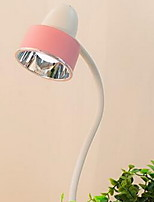 New European-Style Simple Table Lamp Touch Dimmer LED Charging Clip Bedside Lamp