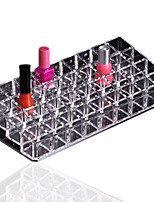 1pc/lot Acrylic Lipstick Holder Cosmetic Storage Box Makeup Organizer Sundries Display 36 Grids