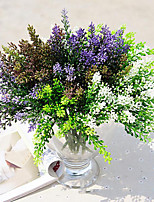 Hi-Q 1Pc Decorative Flower Plants Flower Wedding Home Table Decoration Artificial Flowers