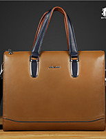 Men Cowhide Casual / Outdoor Tote
