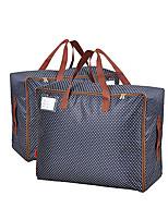 Travel Packing Organizer Travel Storage Fabric Blue KUSHUN™