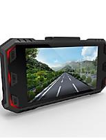 hd visión nocturna de 2.7 pulgadas registrador de monitoreo de estacionamiento conducir 1080p