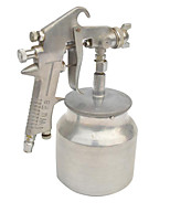 1.5 185Mm Caliber Discharged From The Amount Of 1Ml / S Stainless Steel Manual Spray Gun F-75