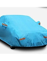 Car Garment Sunscreen Antifreeze Anti-Theft Garment And Flame Retardant Cotton Thickened Car Cover