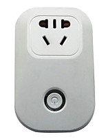 Wifi Smart Socket APP Remote Wireless Remote Control Socket Timer Switch Inserted Row