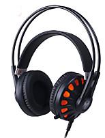 Original Somic G932 Virtual 7.1 Surround Sound HiFi Over Ear Gaming Headset with Mic LED Light Game Headphone Earphone