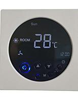 центральное кондиционирование воздуха постоянной регулятор температуры (штекер в переменном-220в; Диапазон рабочих температур: 0-60 ℃)