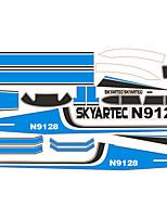 General Cessna Skyartec MCE-014 Parts Accessories RC Quadcopters White Metal / PET