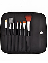 7Pcs Portable Makeup Brush Professional Makeup Brush Set